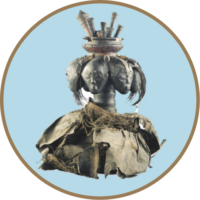 [Kaffeepur] Logo Silver Gorilla
