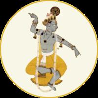 [Kaffeepur.ch] Logo Gandhi Pur